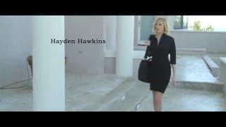 Hayden Hawkens descubriendo el placer