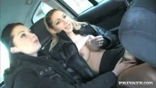 Belicia y Rachel Evans - quieren sexo como sea