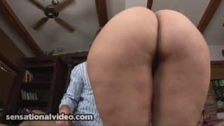 Sabella Monize tiene un buen culo para dar