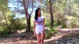 Samia Duarte quiere mucho sexo al aire libre