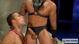 Jordano quiere sexo con Franco Ferrari